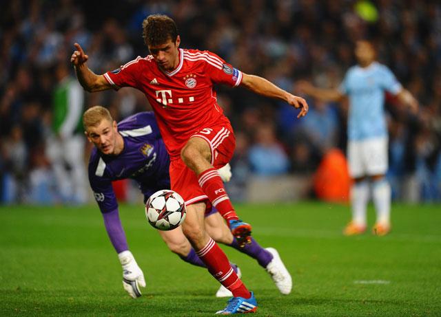 Thomas Muller, Bayern Munich, German National Team, World Cup 2014