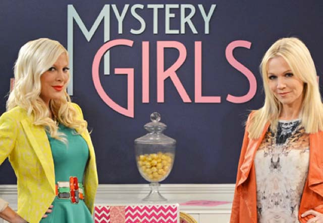 mystery girls premiere, kelly and donna