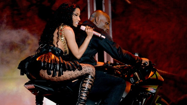 Nicki Minaj BET Awards 2014, Nicki Minaj BET Awards Performance, Nicki Minaj Pills N Potions,