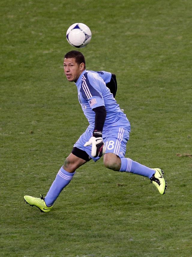 Nick Rimando, US, Soccer, World Cup 2014
