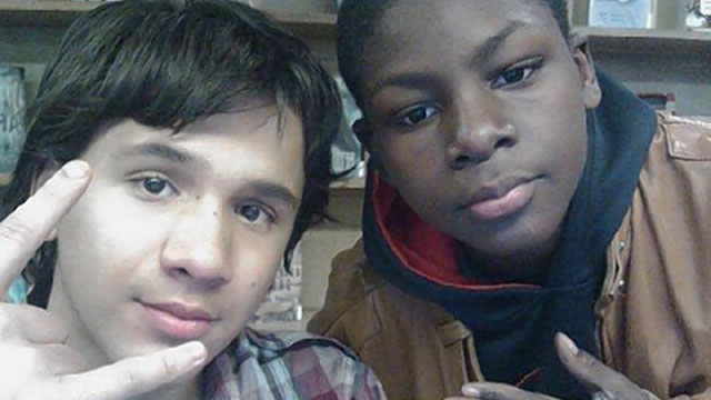 Noel Estevez, Timothy Crump, stabbing, Bronx school, bullying
