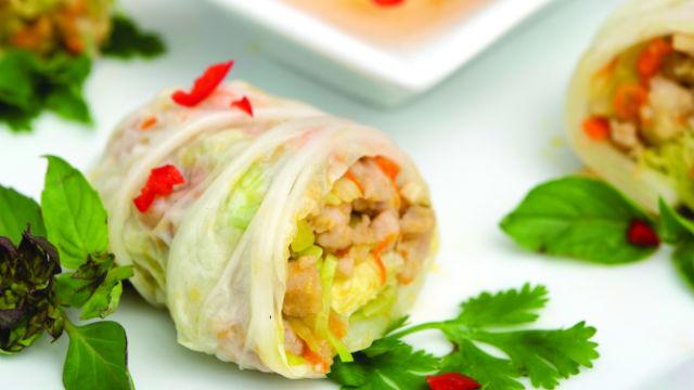paleo spring rolls recipe