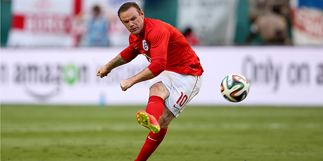 Wayne Rooney, Manchester United, World Cup, soccer, World Cup, Brazil, World Cup 2014