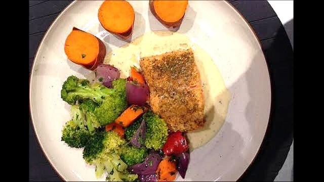 salmon recipe paleo