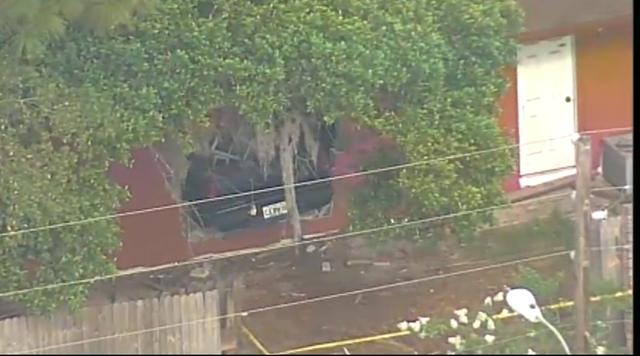 Pine Hills Car Crash