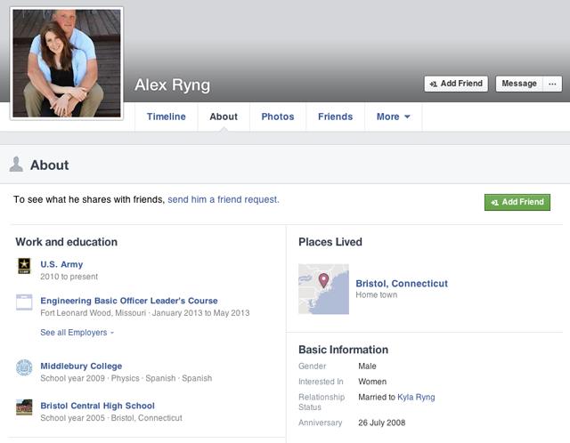 Alex Ryng Murder Suicide