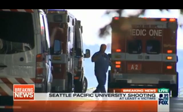 Fox Seattle Pacific University Shooting