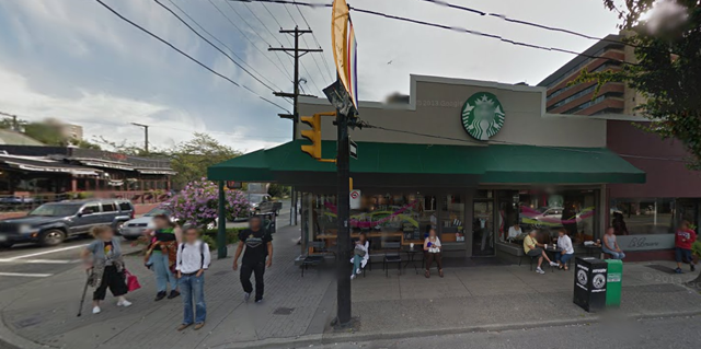 Starbucks shooting Vancouver