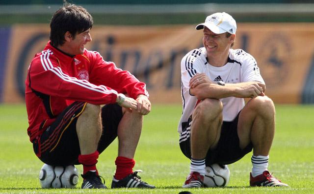Jurgen Klinsmann, Joachim Low