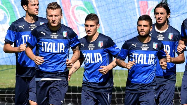 Italian Soccer Team: The Pictures You Need to See | Heavy.com
