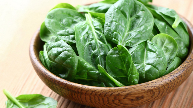 spinach pregnancy food