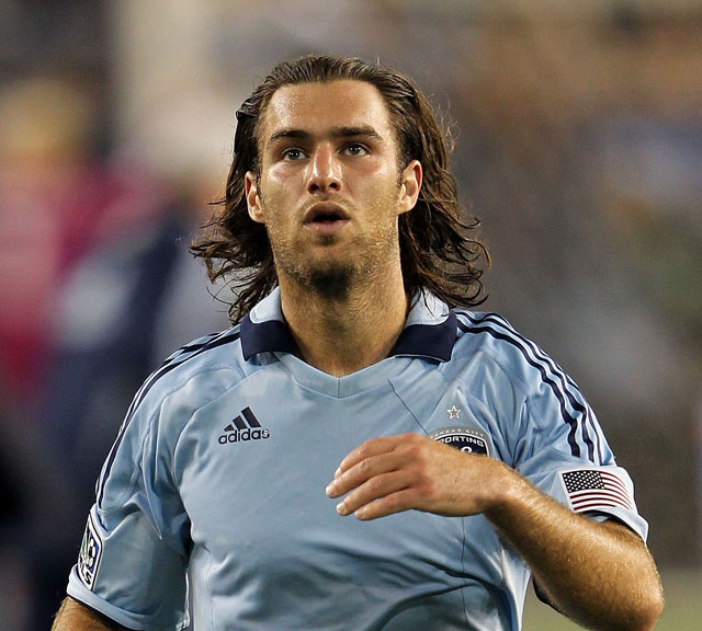 Zusi Kansas City, Graham Zusi KC, Graham Zusi World Cup