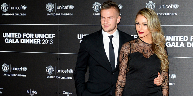Georgina Dorsett, Tom Cleverley, World Cup WAG,