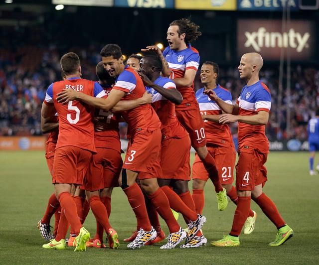 us world cup team, us soccer, usmnt