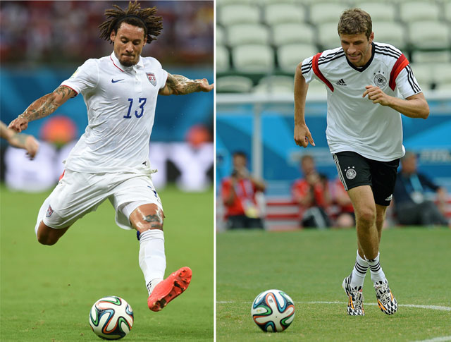 USA vs. Germany odds, Germany vs. USA odds