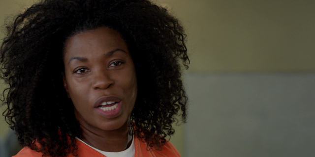 vee lorraine toussaint shows up taystees mom
