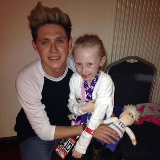 Leah Hession Niall Horan Facebook Twitter