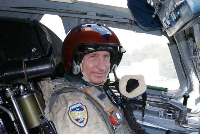 Vladimir Putin Planes