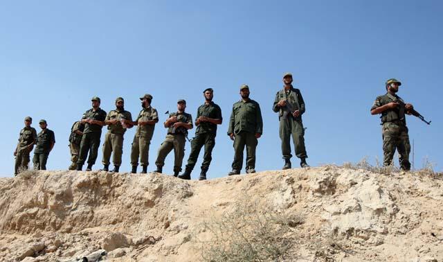 Hamas Israeli Disguise
