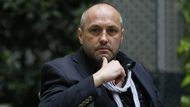 Colum McCann beaten up