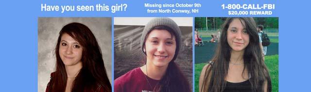 Abigail Hernandez Missing Poster