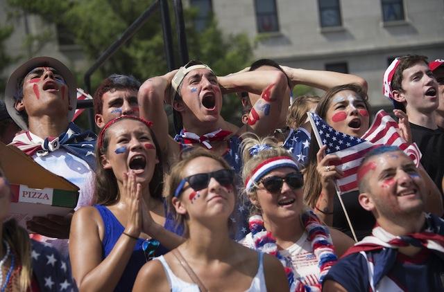 US Fans Argentina