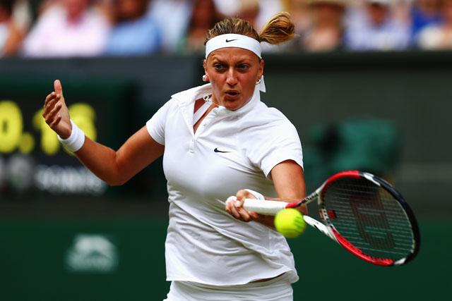Petra Kvitova, Wimbledon
