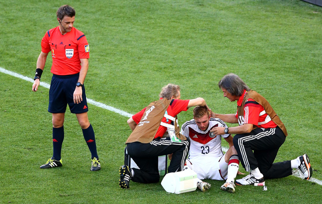 christoph kramer injury, kramer hurt in world cup final