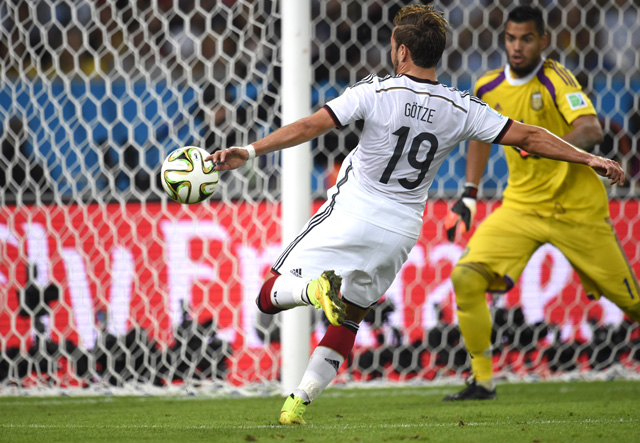 goetze goal world cup final