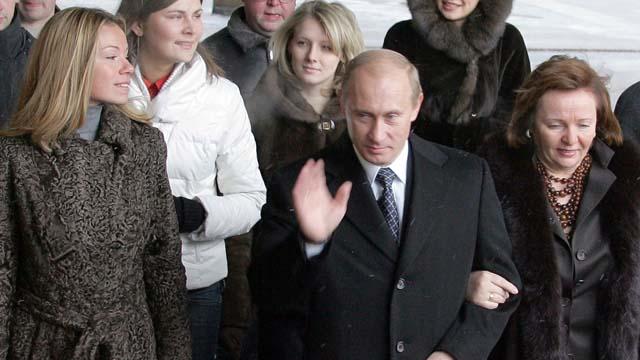 Maria Putin Facebook, Pictures of Maria Putin, Maria Putin Pictures