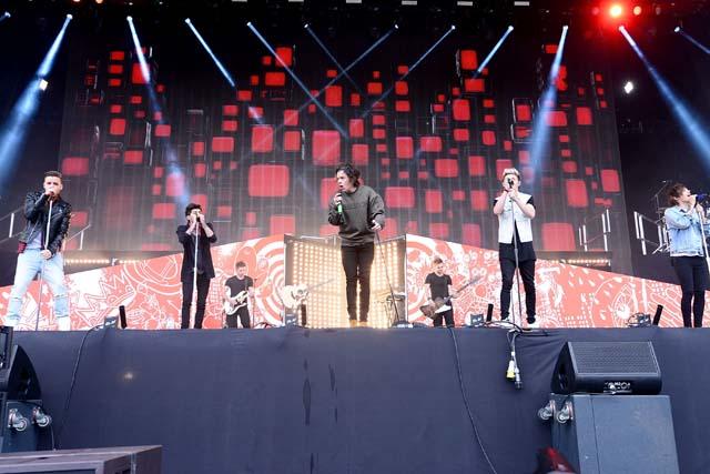 One Direction Dublin Cancer Girl