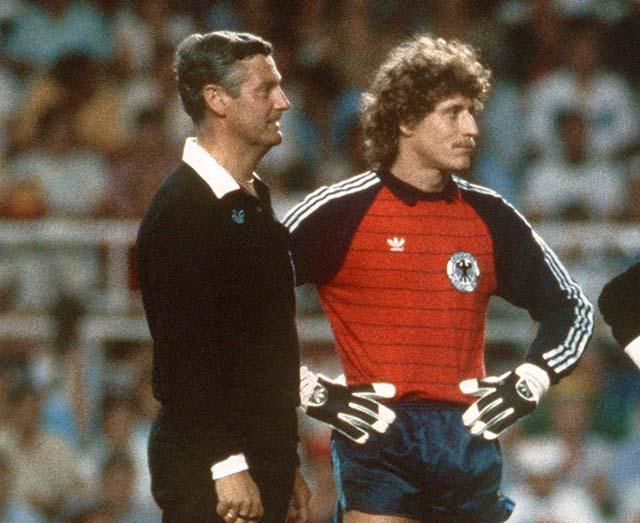 Harald Schumacher World Cup 1982