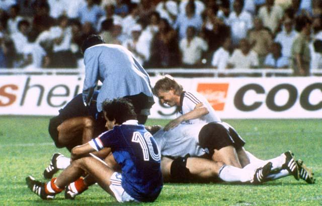 Michele Platini 1982