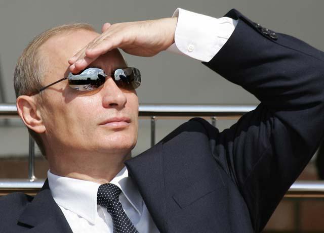 Vladimir Putin Money