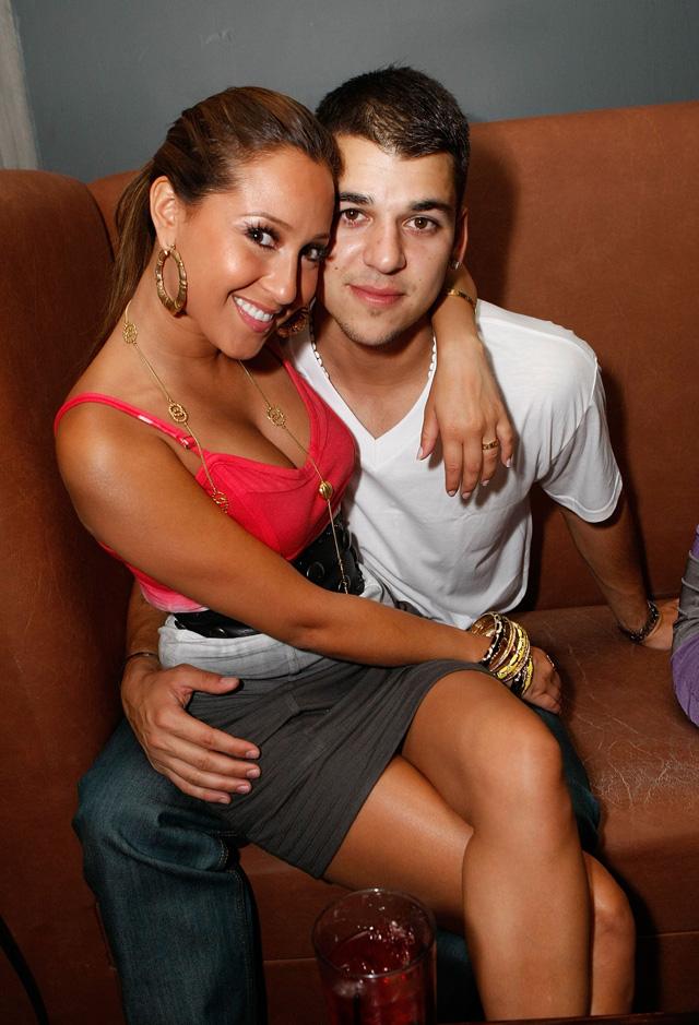 Adrian Bailon Rob Kardashian Breakup