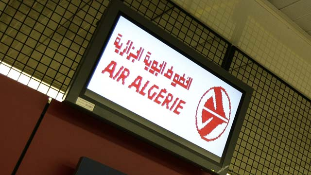 air algerie missing,