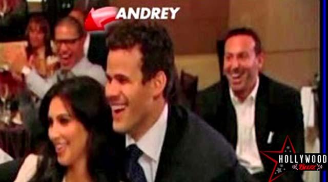 andrey kim kardashians wedding, andrey hicks