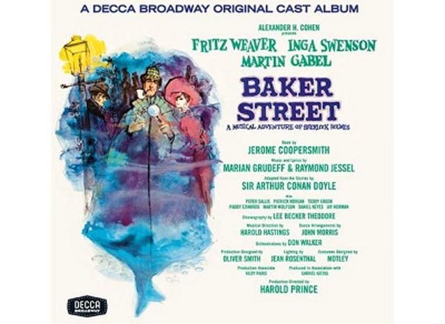 Baker Street Musical, Baker Street Musical Ray Russel and Marian Grudeff