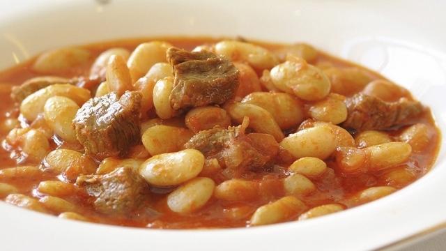 beans cholesterol diet