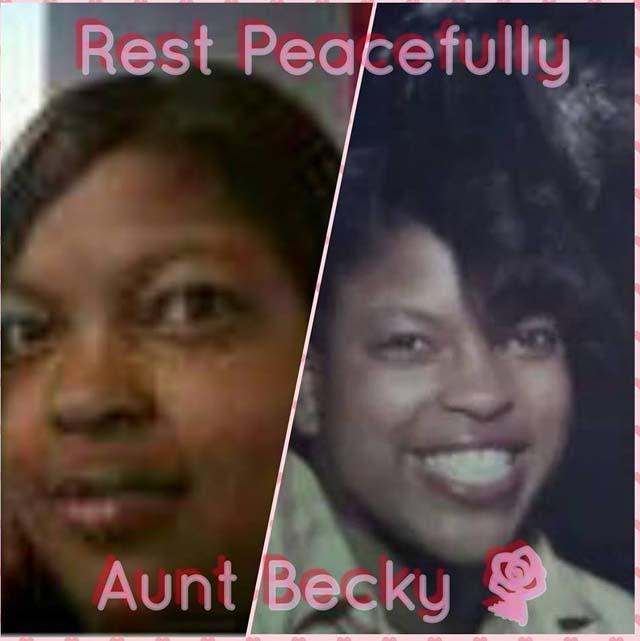 Becky Degrafreed Facebook
