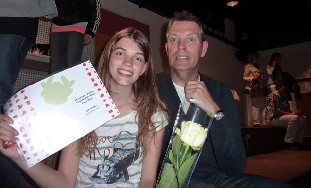 Hans de Borst father writes letter Putin murdered daughter MH17 crash Ukraine