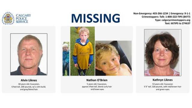 Nathan O'Brien missing