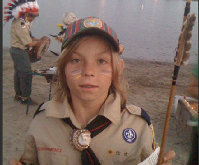 Matthew Burdette Boy Scout
