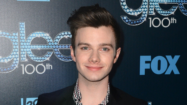 chris colfer, glee, fox
