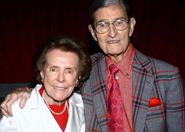 jerry and eileen ford, eileen ford husband. ford model founder