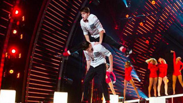 america's got talent sean & luke, sean & luke america's got talent