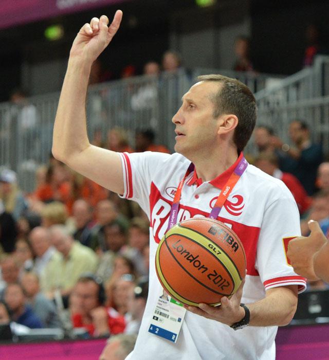 David Blatt, player, coach, head coach, USA national team, basketball