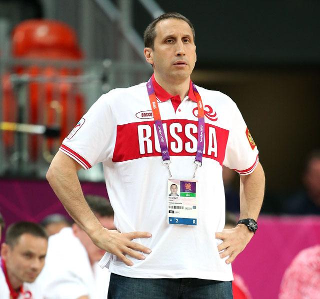 russia, basketball, national team, david blatt, coach, head coach