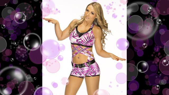 WWE Diva Emma