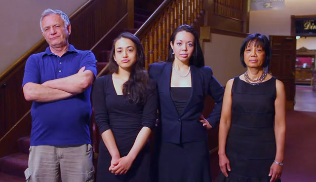 family on hotel hell